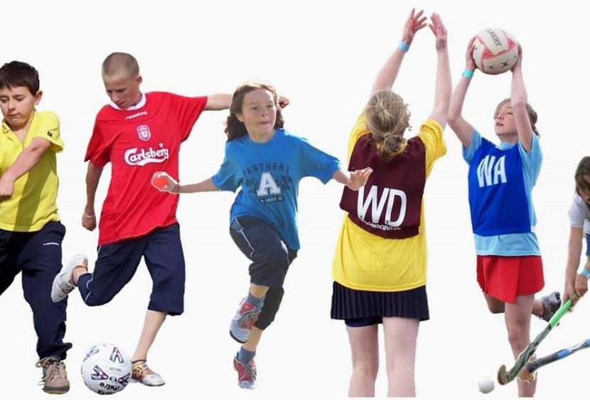 Fare sport è un toccasana per i bambini: li rende migliori