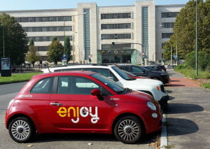 Catania: analisi del disastro enjoy, similitudini con gli USA e un nuovo servizio di car sharing in città