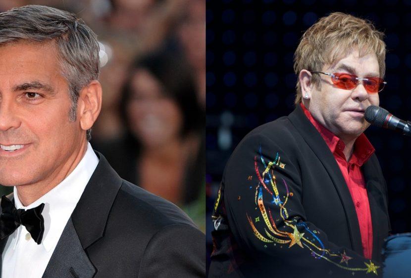 Perchè Clooney ed Elton John boicottano gli hotel del sultano del Brunei?