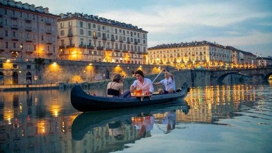 InBarcaTo: un'idea innovativa tra cucina, paesaggi e romanticismo a Torino