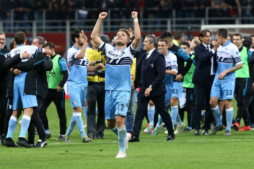 Sfuma il sogno Atalanta, la Lazio alza la sua 7° Coppa Italia