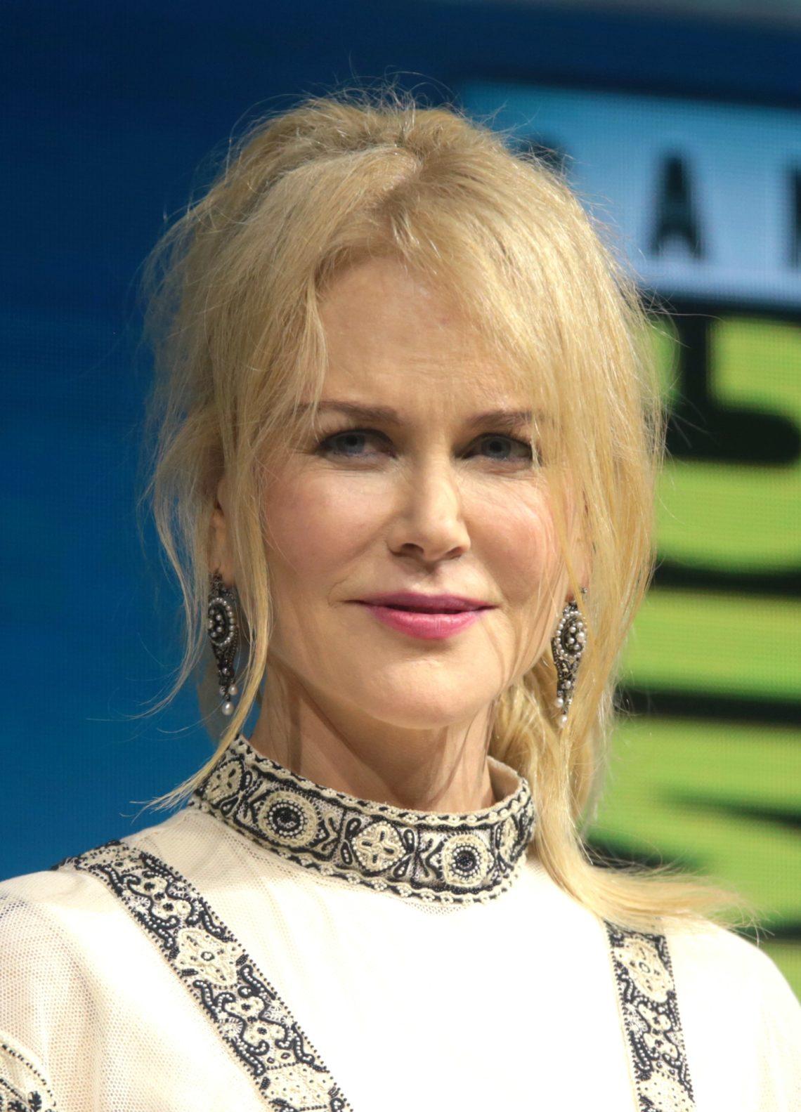 Sarà Nicole Kidman l'ospite d'onore al Taormina Film Fest