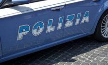 Catania, minaccia passanti con un coltello: bloccato dalla Polizia