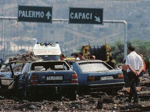 La Polizia di Stato commemora il 27° anniversario della strage di Capaci