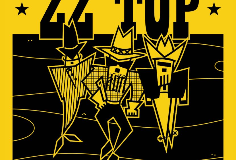 """ZZ Top are goin' 50"" la nuova raccolta di 50 brani Goin' 50 spazia nell'intera carriera del Trio del Texas"