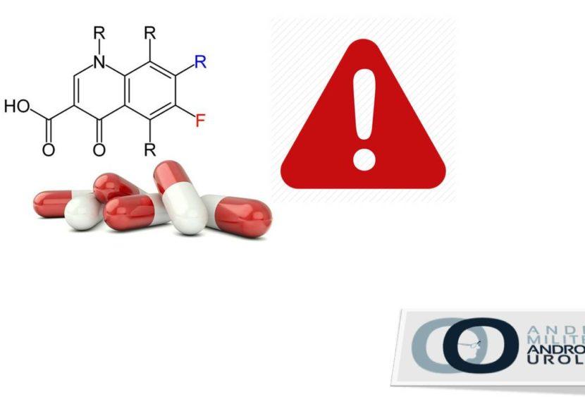 Allarme fluorchinolonici, gravi rischi permanenti