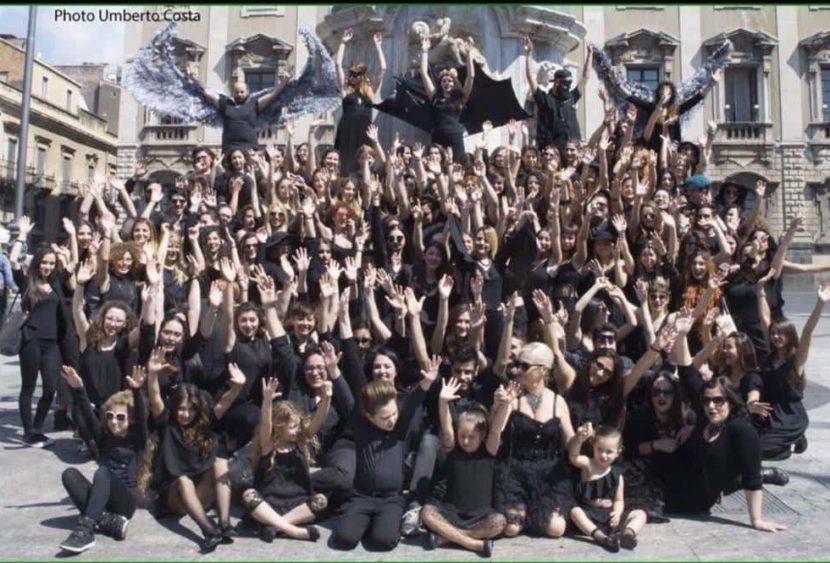 L'accademia di Belle Arti scende in campo per un flash mob contro l'omofobia