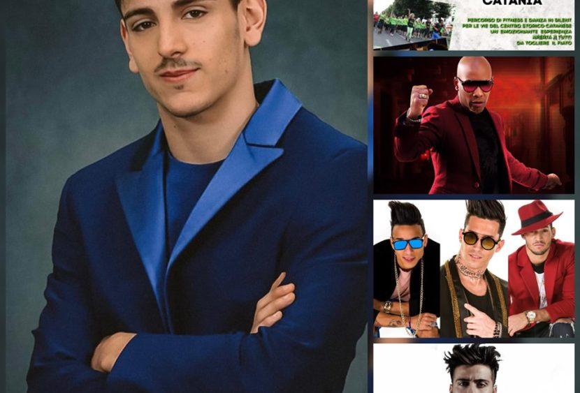 """Da """"Amici 2019""""  il ballerino Vincenzo Di Primo ospite a """"Danceday"""" il 15/06"""