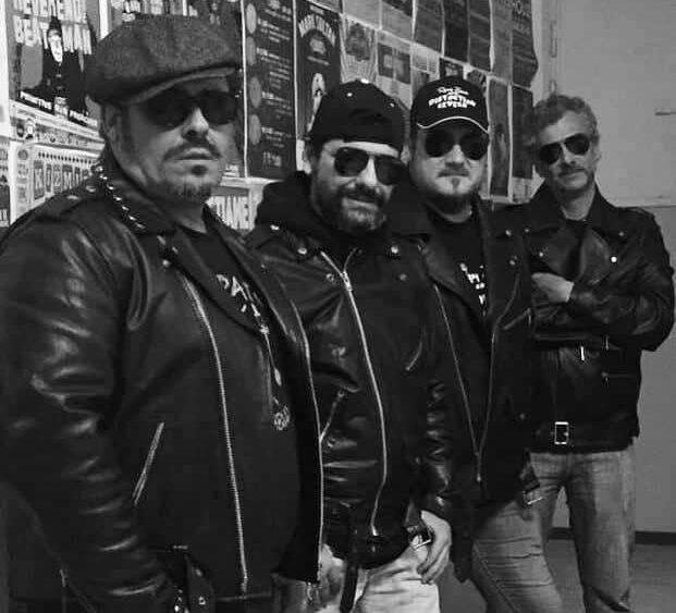 """Il rock di Renny Zapato con i """"Distortion Reverb"""" in concerto al Motor Fest"""