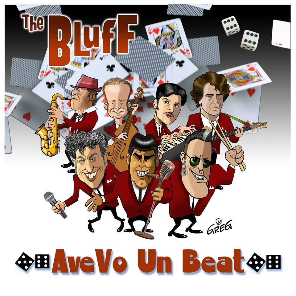 """Conto alla rovescia per la presentazione di """"Avevo un beat""""  dei The Bluff"""