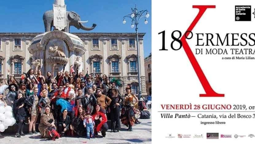 XVIII Kermesse di Moda Teatrale, assegnati i riconoscimenti