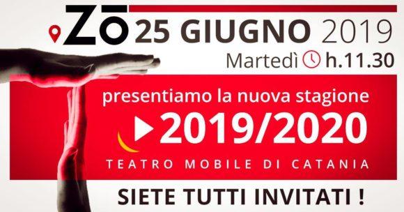 Al centro Zo la presentazione della quarta stagione di prosa contemporanea di Teatro Mobile