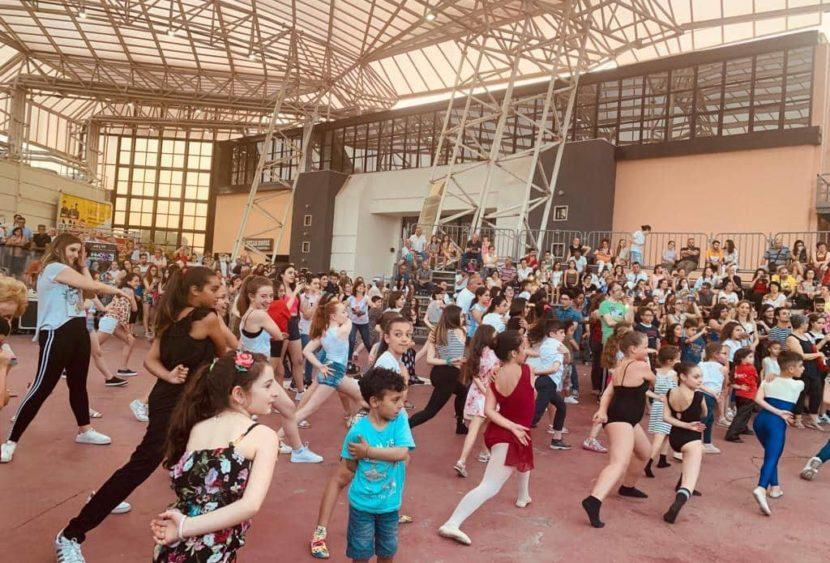 Grande partecipazione per la giornata conclusiva di Dance Day 2019