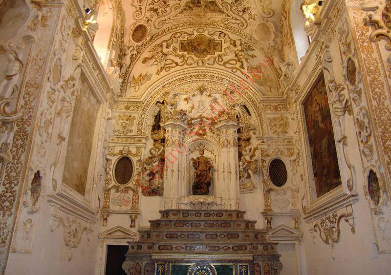 Viaggio nelle chiese dell'agrigentino: la chiesa di Santa Margherita