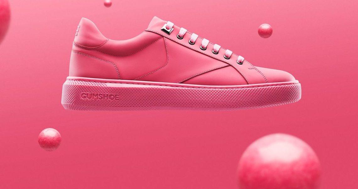 Dall'Olanda, in arrivo le scarpe realizzate con le gomme da masticare