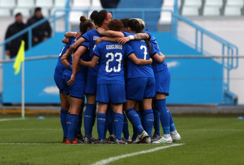 Mondiale femminile, Giacinti e Galli stendono la Cina: le azzurrine volano ai quarti