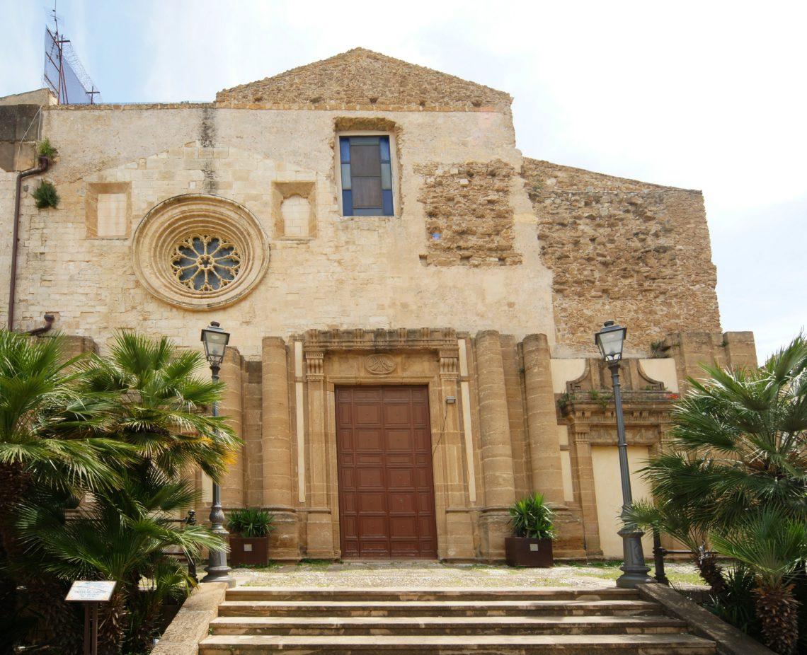 Viaggio nella Chiesa del Carmine a Sciacca