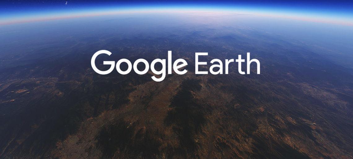 Sei un appassionato di tesori nascosti? Con Google Earth potrai scovarli tutti!