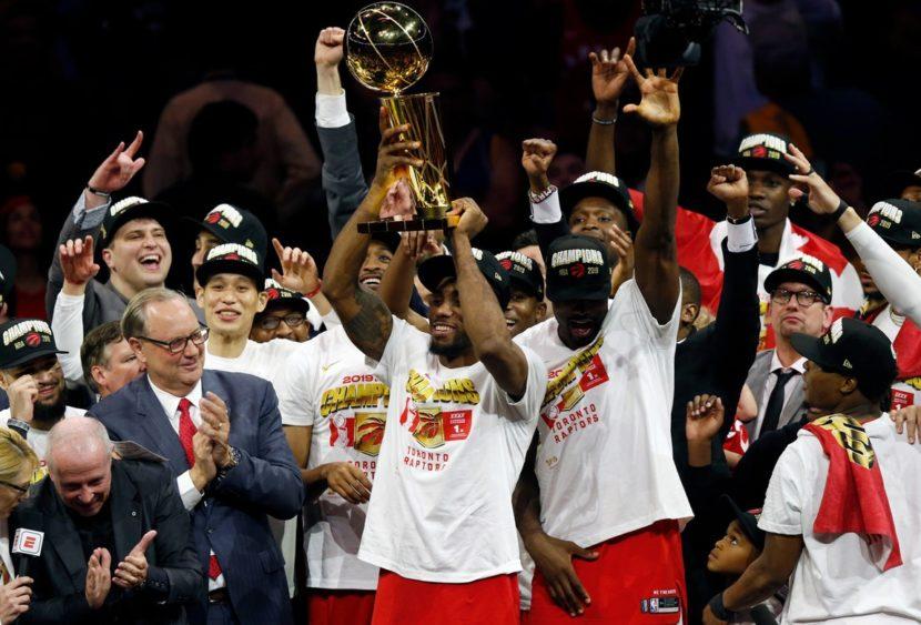 Toronto Raptors campioni NBA, Leonard MVP. Fine di un'era per GSW?