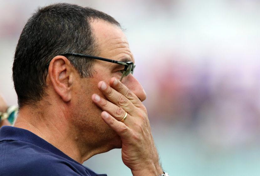 Sarri in bianconero: l'ascesa dai campi di periferia alla Juventus