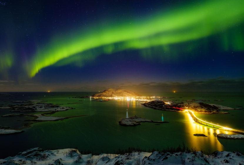 Sommaroy: l'isola artica norvegese, potrebbe essere la prima time-free zone