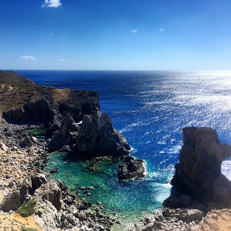 Antikythera, l'angolo di paradiso in Grecia che cerca di ripopolarsi