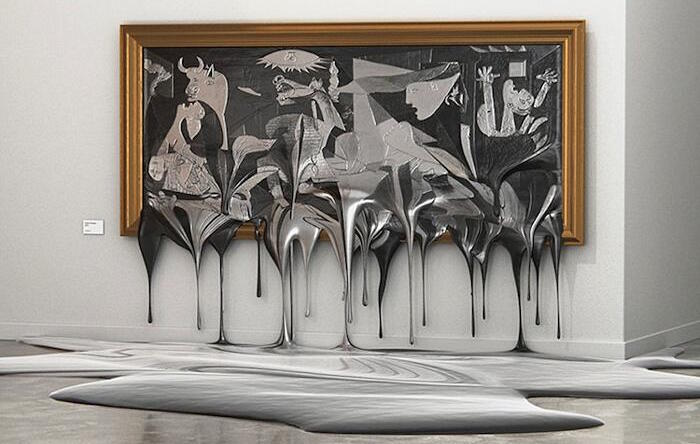 Alper Dostal e le conseguenze del cambiamento climatico sull'arte