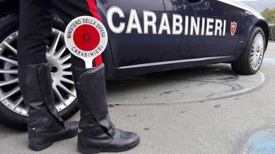 Favignana: controlli a tappeto da parte dei Carabinieri