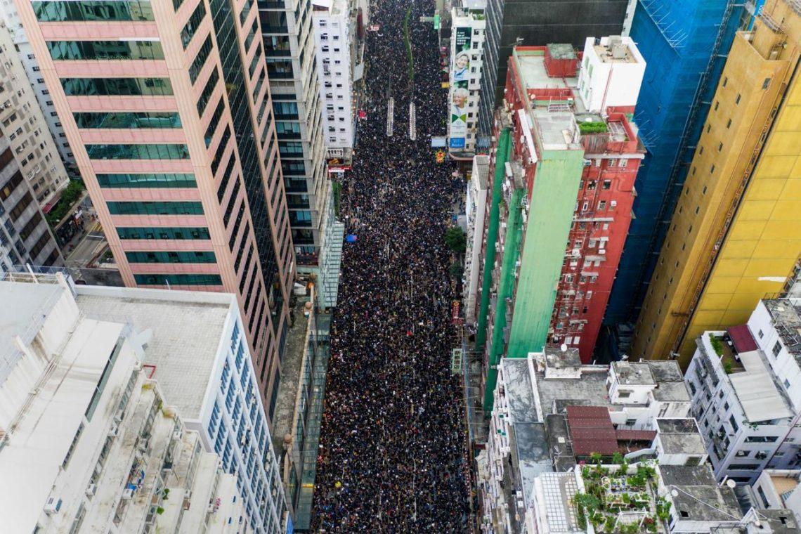 Hong Kong: aumentano le rivolte e i feriti in pochi giorni