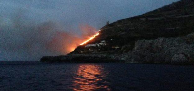 Sicilia a ferro e fuoco! Ecco il bollettino di questi giorni estenuanti