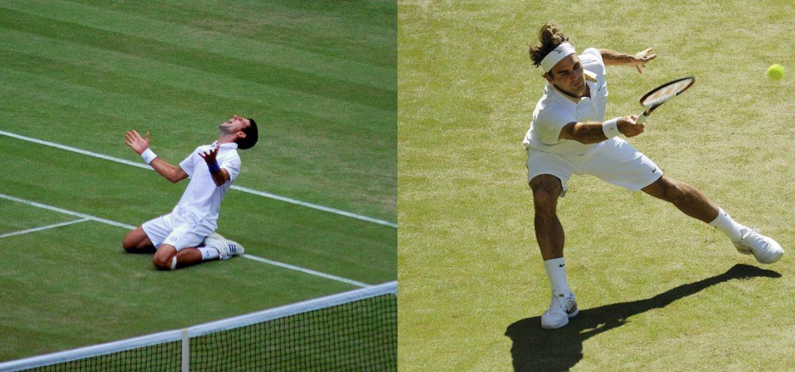 Un film lungo 5 ore: Djokovic vince a Wimbledon contro un infinito Federer