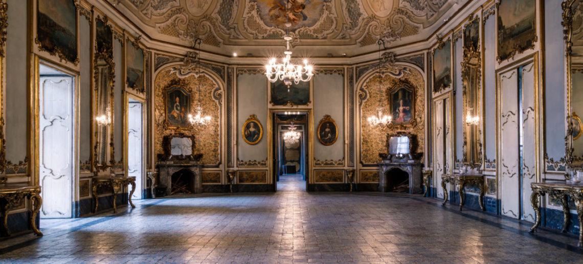 """Palazzo Biscari riapre le porte alla collezione """"La stanza analoga"""""""