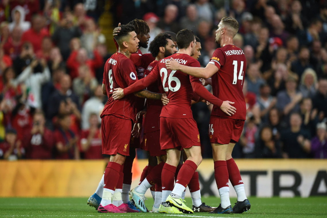 Premier League: inizio col botto per il Liverpool, poker al Norwich