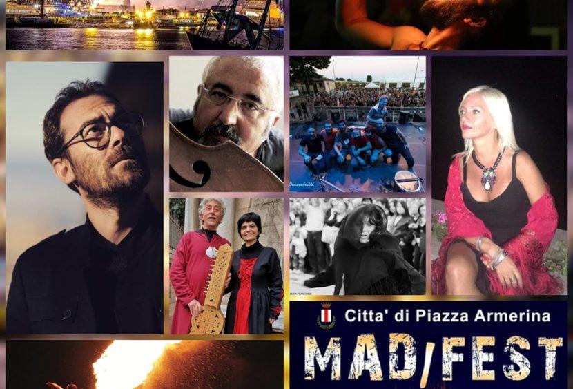 Tutto pronto per la prima edizione del Mad Fest, a Piazza Armerina