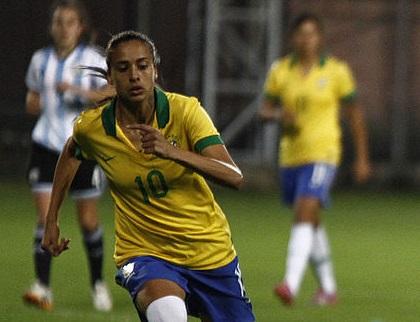Boom nel calcio femminile, Andressa alla Roma: valorizzazione di sport e marketing