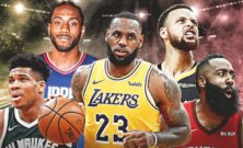 NBA 2019-2020, ecco il calendario: si comincia col derby di Los Angeles, a Natale c'è Rockets-Warriors