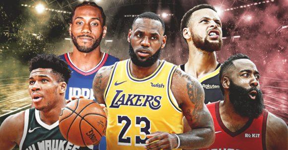 NBA 2019-2020, ecco il calendario: si comincia col derby di Los Angeles, a Natale c'è Rockets-Warriors
