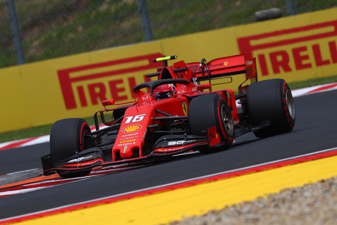F1, Charles Leclerc conquista la pole position a Spa: bene Vettel