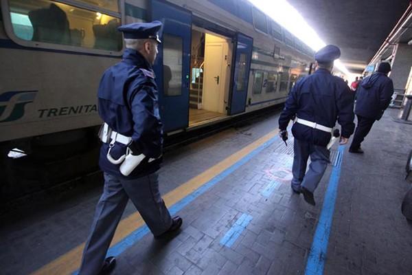 6 arresti, 3 indagati controlli della Polizia di Stato nelle stazioni ferroviarie