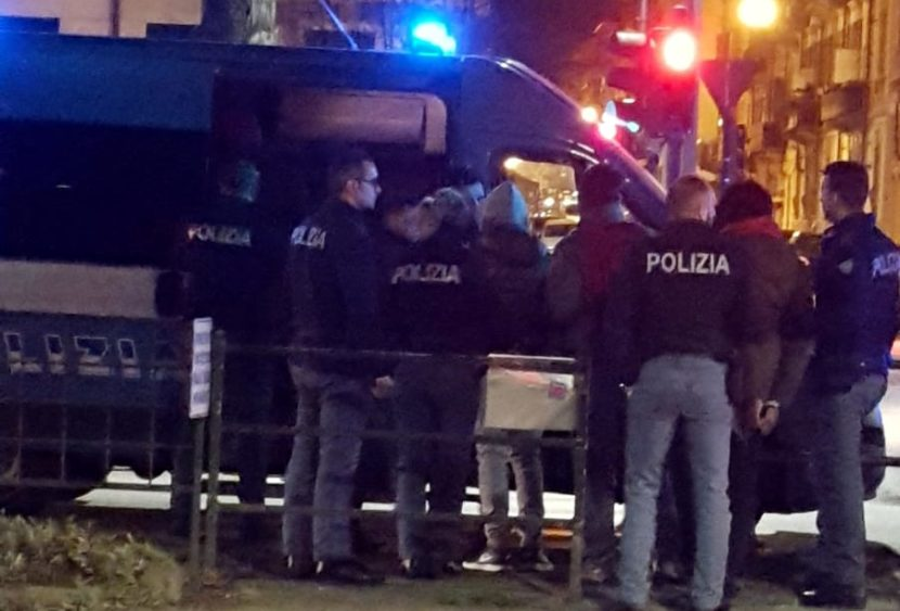 Trieste, 29enne ubriaco ha aggredito quattro persone