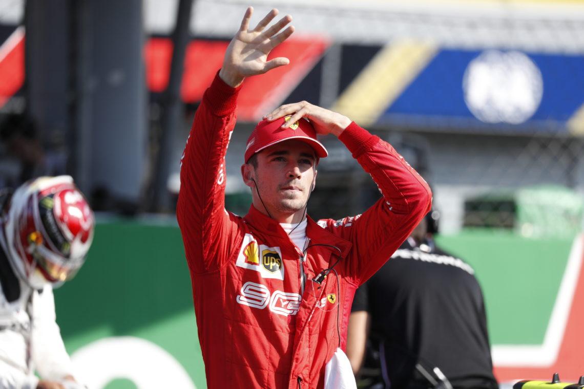 F1, in Russia quarta pole di fila per Leclerc: non accadeva dal 2000, con Schumi