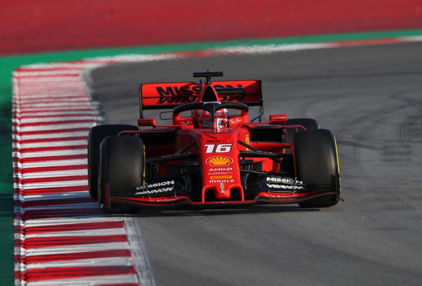 F1, Leclerc in pole a Monza: sotto investigazione l'ultimo giro di qualifica