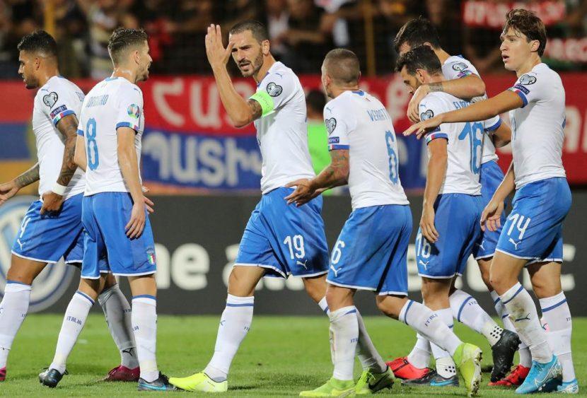 L'Italia sa vincere soffrendo: 5 su 5 per gli Azzurri