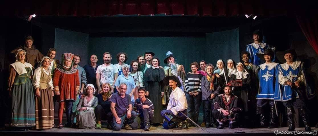 Al via la nuova stagione del Teatro Stabile di Mascalucia