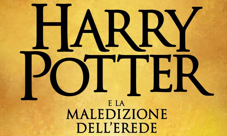 """In arrivo """"Harry Potter e la maledizione dell'erede"""", sequel di """"La Storia Infinita"""""""