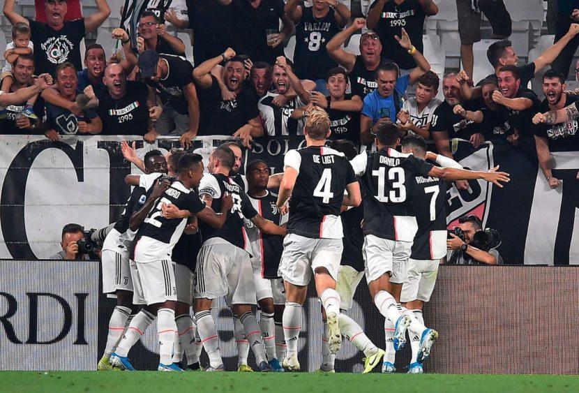 Serie A: spettacolo tra Juventus e Napoli, vittoria bianconera al fotofinish