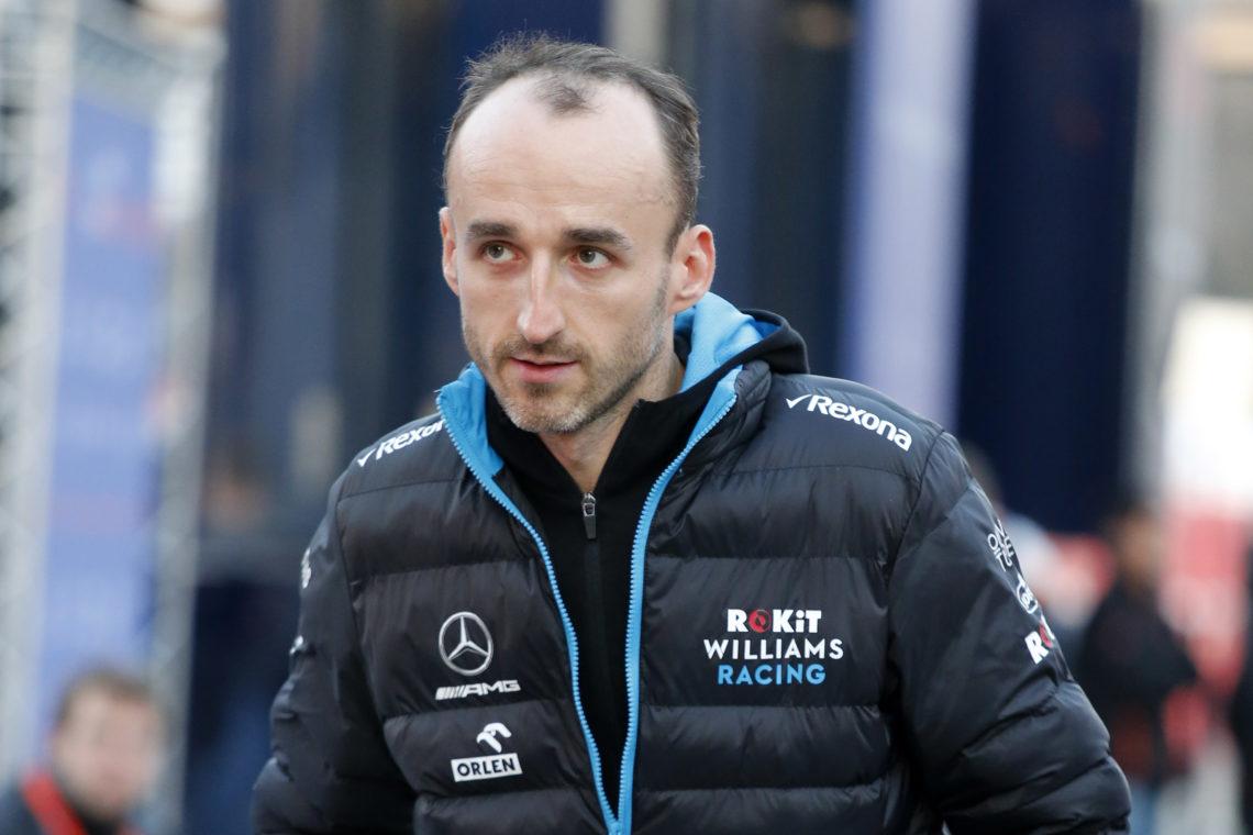 F1, Robert Kubica lascerà la Williams a fine stagione