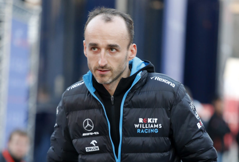 F1, Robert Kubica lascerà la Williams a fine stagione