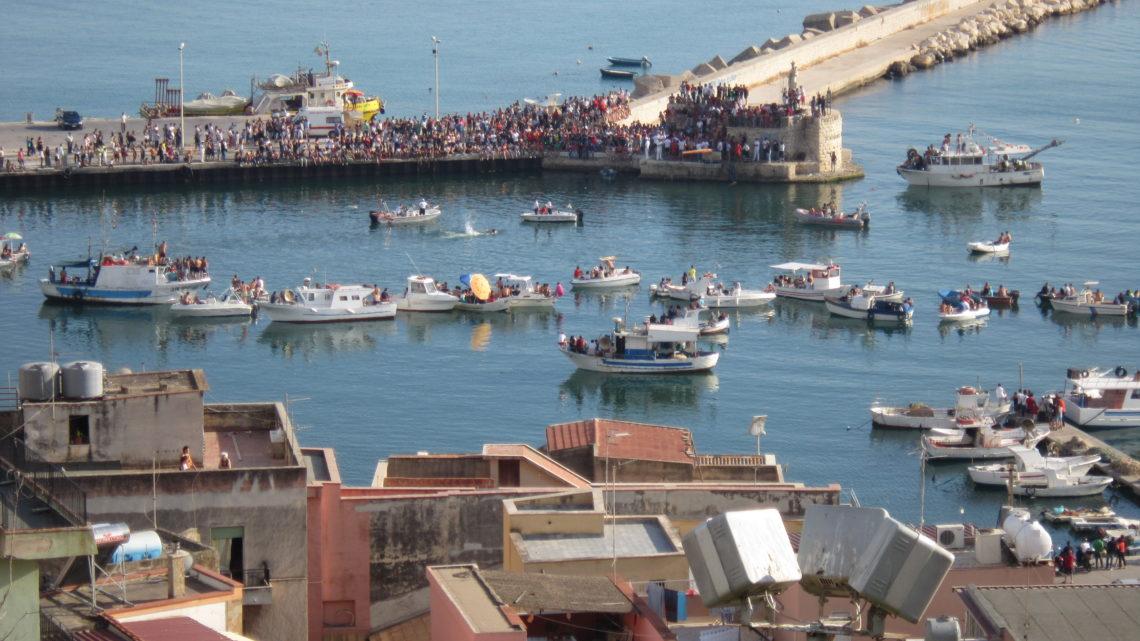 Dagli arabi ai giorni nostri: viaggio nel porto di Sciacca