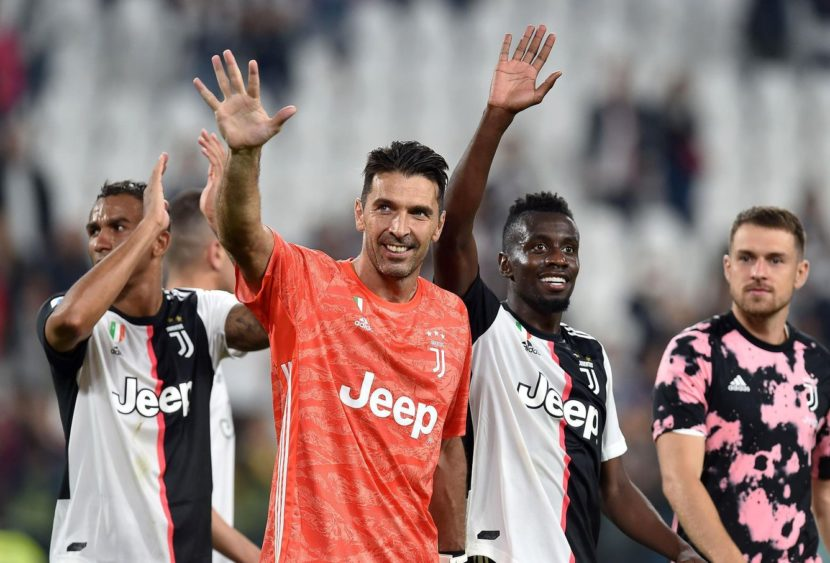 Top & Flop Serie A: Buffon eroico, Llorente colpisce ancora. Male Lyanco